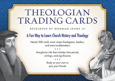 Picture of Theologian Trading Cards