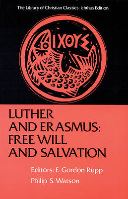 Picture of Luther and Erasmus
