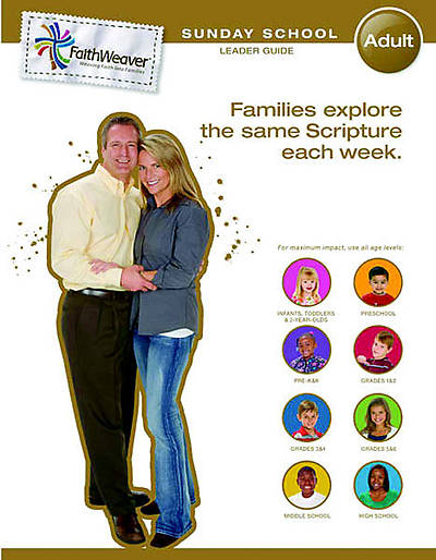 Picture of FaithWeaver Adult Leader Guide: Spring 2012