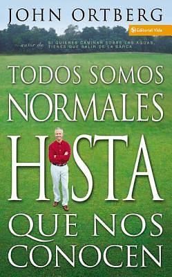 Picture of Todos somos normales hasta que nos conocen - eBook [ePub]