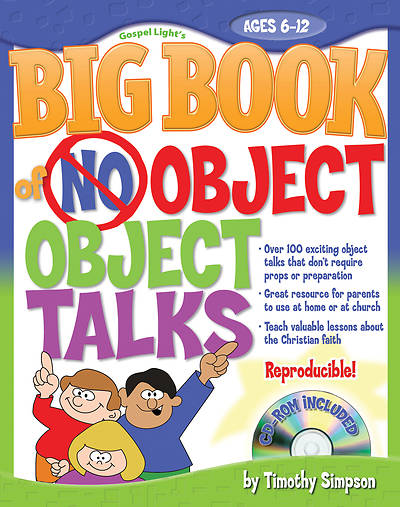 The Big Book of No Object Object Talks