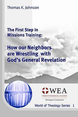 Picture of The First Step in Missions Training