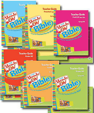 Picture of Group's Hands On Bible Curriculum Super Value Set Fall 2009