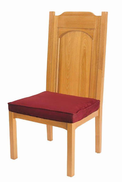 Picture of Abbey Collection Side Chair - Medium Oak Stain