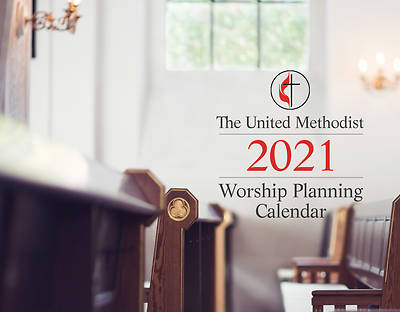 Picture of The United Methodist Worship Planning Calendar 2021