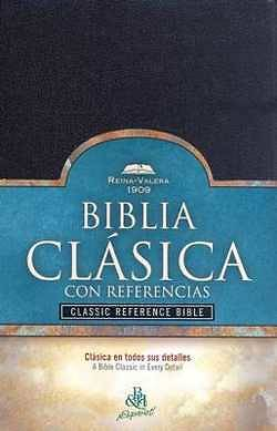 Picture of Classic Reference Bible-RV 1909