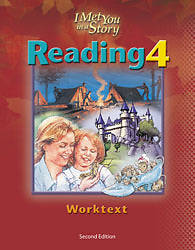 Reading 4 for Christian Schools - Worktext 2nd Edition
