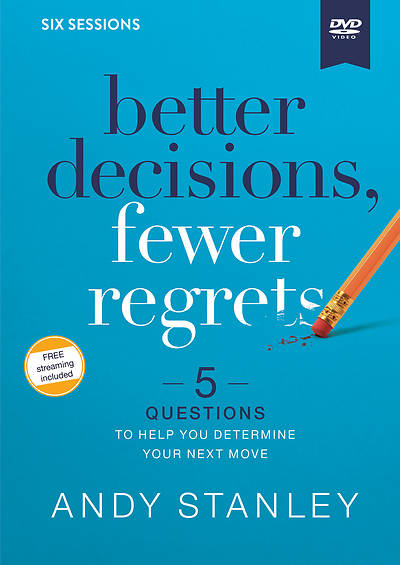 Picture of Better Decisions, Fewer Regrets Video Study