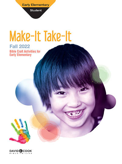 Bible-in-Life Early Elementary Make-It Take-It Bible Activities Fall