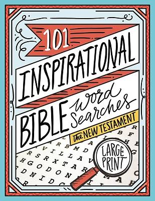 Picture of 101 Inspirational Bible Word Searches