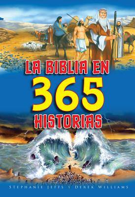 Picture of La Biblia En 365 Historias