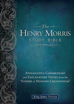 Picture of The Henry Morris Study Bible