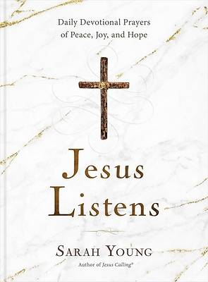 Picture of Jesus Listens