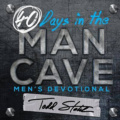 Picture of 40 Days in the Man Cave