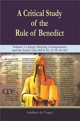 Picture of A Critical Study of the Rule of Benedict - Volume 3