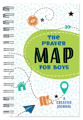 Picture of The Prayer Map for Boys