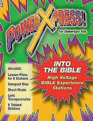 PowerXpress Dig Into the Bible Unit