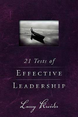 Picture of 21 Tests of Effective Leadership