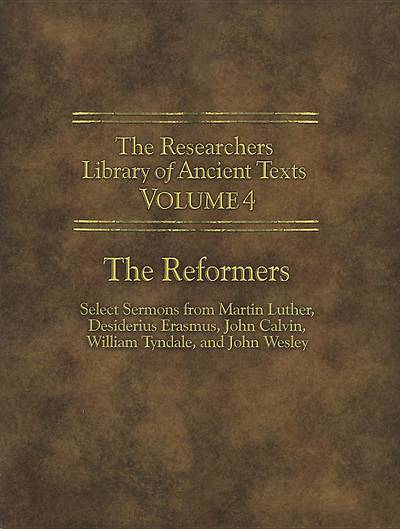 Picture of The Researchers Library of Ancient Texts - Volume IV
