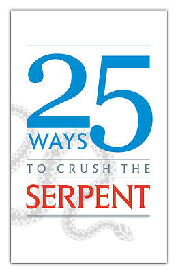 Picture of 25 Ways to Crush the Serpent