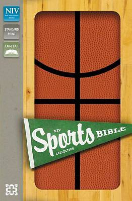 Sports Collection Bible, NIV -- Basketball