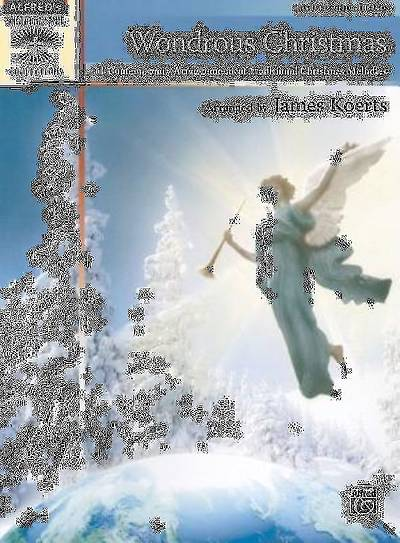 Wondrous Christmas; 11 Contemporary Arrangements of Traditional Christmas Melodies