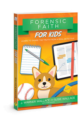 Picture of Forensic Faith for Kids