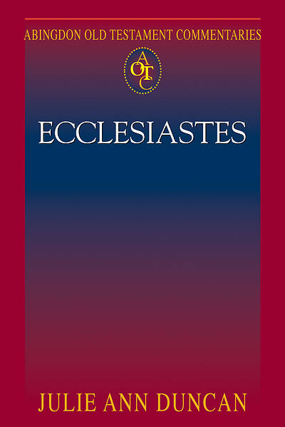 Picture of Abingdon Old Testament Commentaries: Ecclesiastes - eBook [ePub]