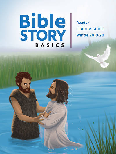 Picture of Bible Story Basics Readers Leader Guide Winter 2019-2020
