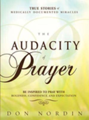 Picture of The Audacity of Prayer [ePub Ebook]