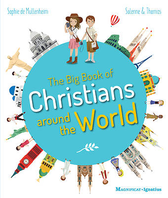 Picture of The Big Book of Christians Around the World