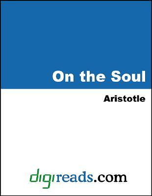 On the Soul [Adobe Ebook]