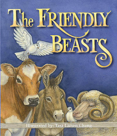 The Friendly Beasts Christmas Book (Pkg12)