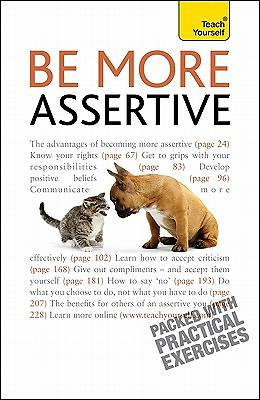 Picture of Be More Assertive