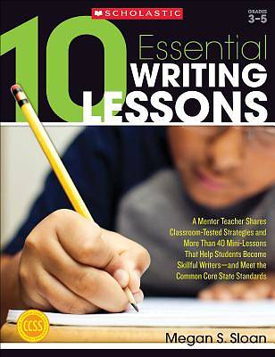 Picture of 10 Essential Writing Lessons