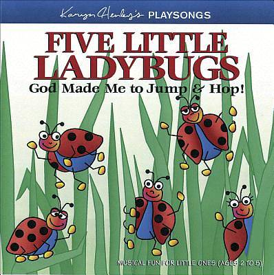 Picture of Five Little Ladybugs