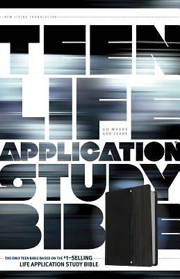 Teen Life Application Study Bible New Living Translation
