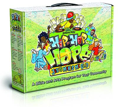 Vacation Bible School 2013 Hip-Hop Hope Starter Kit with Outdoor Banner VBS
