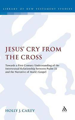 Jesus Cry from the Cross