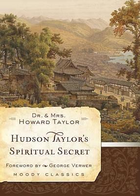 Picture of Hudson Taylor's Spiritual Secret - eBook [ePub]