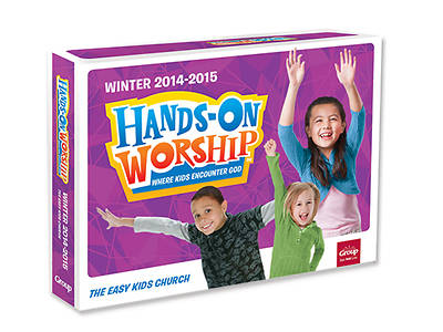 Picture of Hands On Worship Kit Winter 2014-15