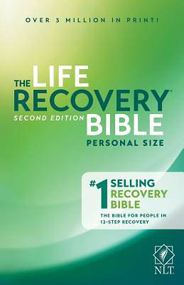 Picture of Life Recovery Bible NLT, Personal Size