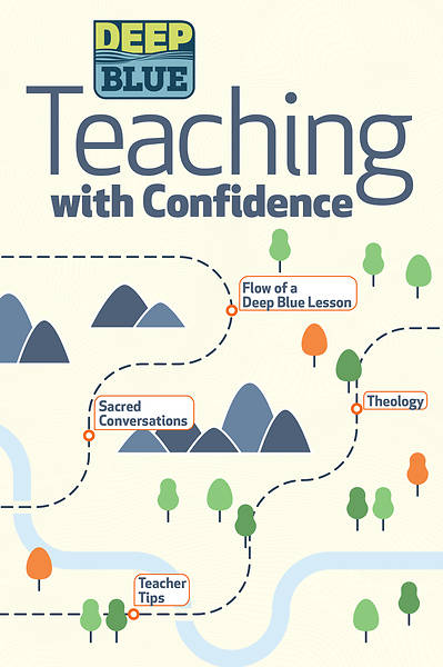 Picture of Deep Blue: Teaching with Confidence