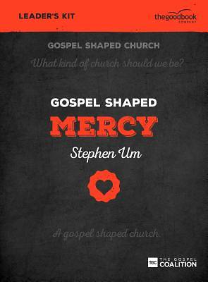 Picture of Gospel Shaped Mercy - DVD Leader's Kit