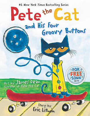 Picture of Pete the Cat and His Four Groovy Buttons