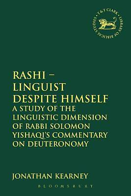 Rashi Linguist Despite Himself