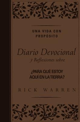 Picture of Una Vida Con Proposito - Diario Devocional