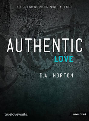 Picture of Authentic Love - Bible Study for Guys