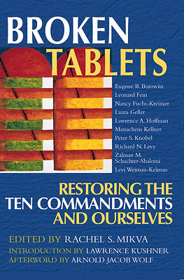 Picture of Broken Tablets