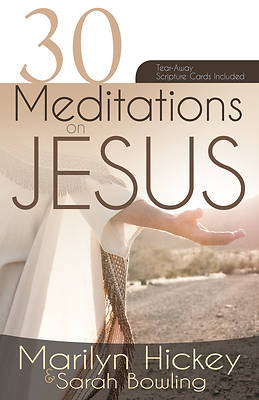 Picture of 30 Meditations on Jesus